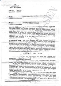 TüRK M iıı,g,ıi ADlNA - Aktif Eğitim-Sen