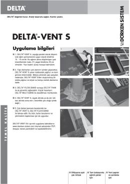 delta®-vent s