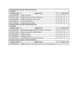 6424961 İşlem Kodlu Atama/Yerdeğiştirme Onay Listesi 19.03.2015