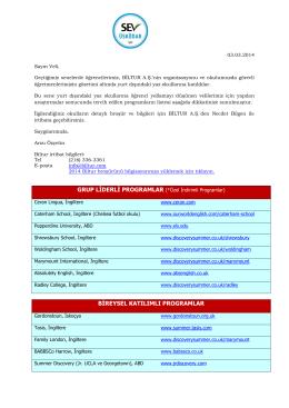 3d Koltuk Bilişim Teknolojileri ve Yazılım Dersi Projesi