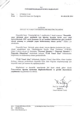 Mersin Adliyesi Kadrolu Şöfor Sınavı Nihai Başarı Listesi.22.03.2015