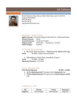 TS EN 303 1-3 - Gaz Yakıtlı