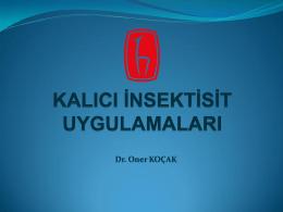 Dr. Öner KOÇAK