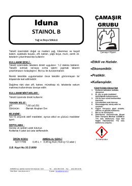 STAINOL B
