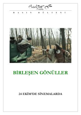 Basın Bülteni - Chantier Films