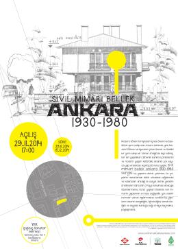 sergi posteri - Başkent Üniversitesi, Güzel Sanatlar Tasarım ve