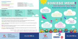 Folder Sowieso Mehr!