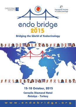 15-18 October, 2015