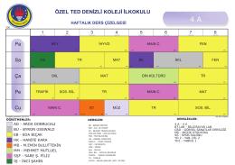 4 - A - TED Denizli Koleji