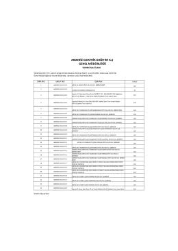 akdeniz 24 grup yapım ihale ilanı