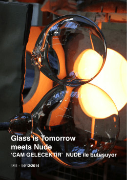 Glass is Tomorrow meets Nude Glass is Tomorrow meets Nude