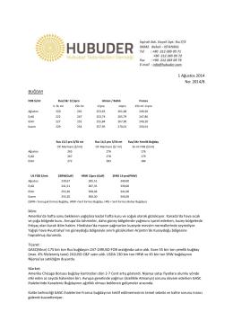 315 kB 1st Aug 2014 HUBUDER Rapor