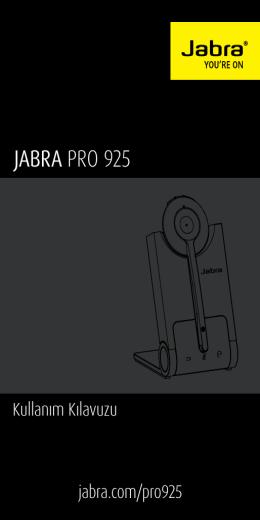 JABRA PRO 925