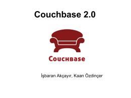 Couchbase 2.0