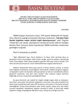 Basın Bülteni - 22.07.2014 (2014723121710)
