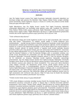 24 Eylül 2014 tarihinde eş zamanlı basın açıklamaları yaparak