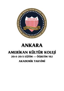 Ankara Amerikan Kültür Koleji
