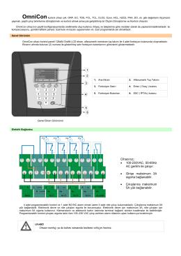 omnıcon con - Enelsa Endüstriyel Elektronik