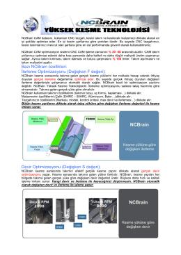 NCBrain Tanıtım PDF ini indirmek için tıklayın