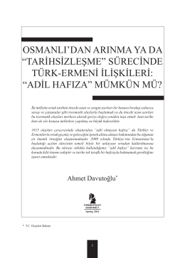 İndir - Turkish Policy Quarterly