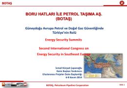 botaş - energysummit.org