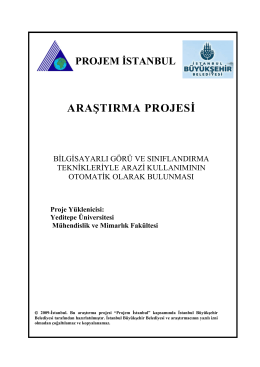 projem istanbul araştırma projesi