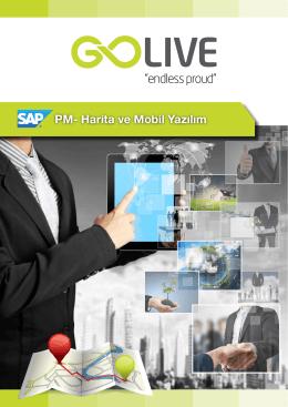 PM- Harita ve Mobil Yazılım