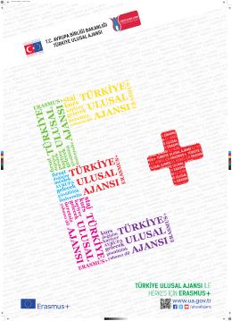 2014 Erasmus+ Posteri (Renkli)