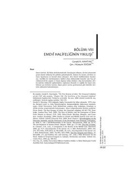 Tam Metin (PDF) - Din Bilimleri Araştırma Merkezi