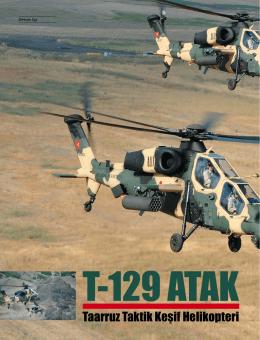 T-129 ATAK - Taarruz Taktik Keşif Helikopteri