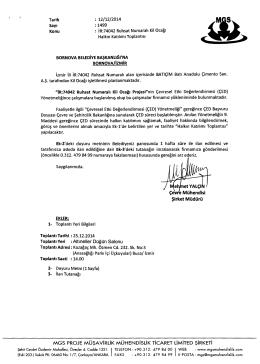 İzmir ili sınırları içerisinde İR:74042 Ruhsat Numaralı