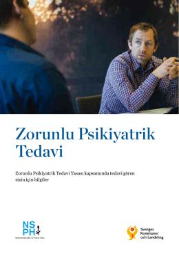 Psykiatrisk tvångsvård-turkiska