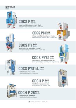 CDCS P Serisi