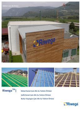 Riwega – Çatı Altı Örtüleri