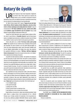 sayfa 22 - rotary dergisi