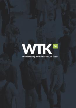 sponsorluk Dosyasını indirin - Web Teknolojileri Konferansı