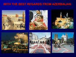 Azerbaycanda Onkoloji Hizmetinin Sorunları