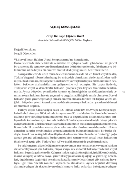 Prof. Dr. Ayşe Çiğdem Kırel