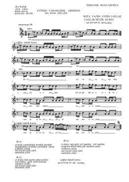 Finale 2007 - [EV¦-N¦-ZE VARAMADIM ARINDAN.MUS]