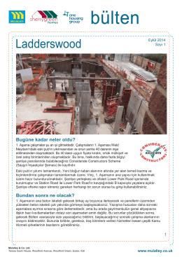 bülten - Ladderswood