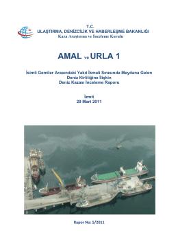 AMAL ve URLA-1
