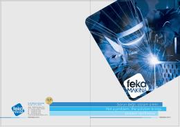 feka3 revize - Feka Makina