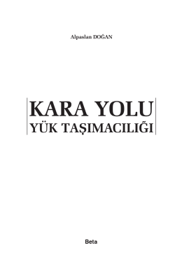 içindekiler pdf