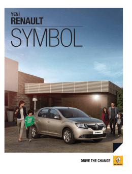 Broşür - Renault