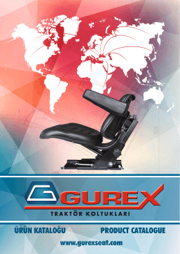 PDF Katalog - Gurex Seat