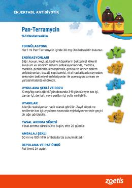 Pan-Terramycin