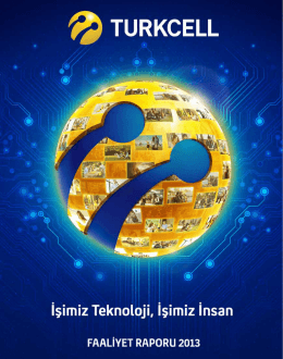 13-) Turkcell - Turkcell