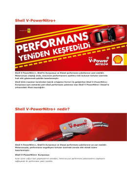 Shell V-PowerNitro+