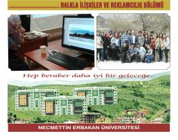 Halkla iliskiler flyer_Layout 1 - Necmettin Erbakan Üniversitesi