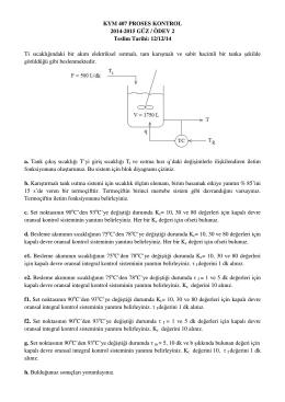 KYM 407 PROSES KONTROL 2014